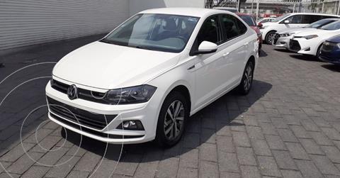 Volkswagen Virtus 1.6L usado (2020) color Blanco precio $234,900