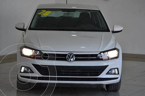 Volkswagen Virtus 1.6L Tiptronic usado (2020) color Blanco precio $270,000