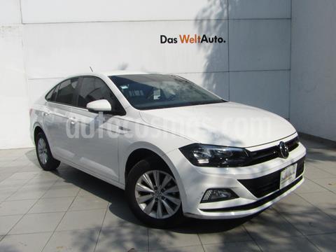 Volkswagen Virtus 1.6L usado (2020) color Blanco Candy precio $239,000