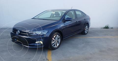 Volkswagen Virtus 1.6L usado (2020) color Azul precio $234,900