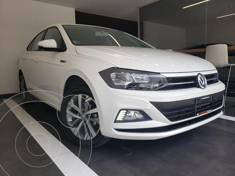 Volkswagen Virtus 1.6L Tiptronic usado (2020) color Blanco precio $269,800