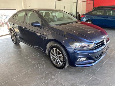 Volkswagen Virtus 1.6L Tiptronic usado (2020) color Azul precio $275,000
