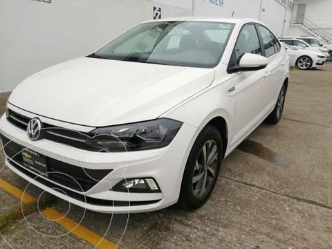 Volkswagen Virtus 1.6L Aut usado (2020) color Blanco precio $267,000