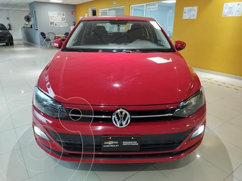 Volkswagen Virtus 1.6L usado (2020) color Rojo precio $299,900