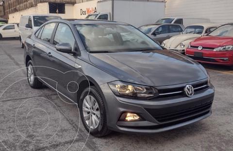 Volkswagen Virtus 1.6L usado (2020) color Gris Platino precio $275,000