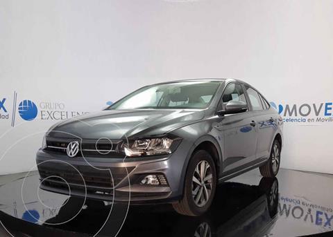 Volkswagen Virtus 1.6L Aut usado (2020) color Gris precio $275,000
