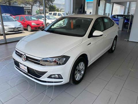 Volkswagen Virtus 1.6L usado (2020) color Blanco precio $270,000