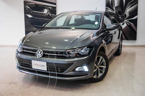 Volkswagen Virtus COMFORTLINE L4 1.6L 110HP FWD ABS BA AC TIP usado (2020) color Gris Platino precio $289,000