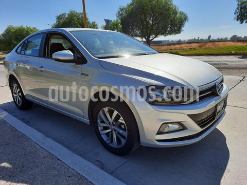 Volkswagen Virtus 1.6L Tiptronic usado (2020) color Gris Platino precio $269,500