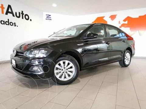 Volkswagen Virtus 1.6L usado (2020) color Negro precio $285,500