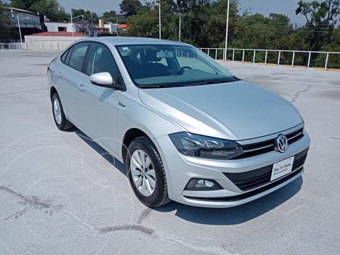 Volkswagen Virtus 1.6L usado (2020) color Plata Dorado precio $280,000