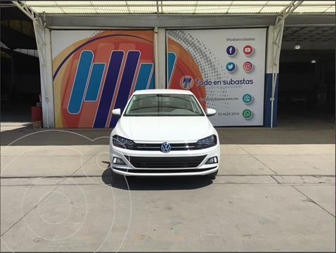 Volkswagen Virtus 1.6L usado (2020) color Blanco precio $200,000