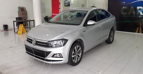 Volkswagen Virtus 1.6L usado (2020) color Plata Dorado precio $254,900