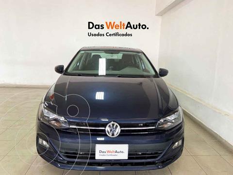 Volkswagen Virtus 1.6L usado (2020) color Azul precio $269,738