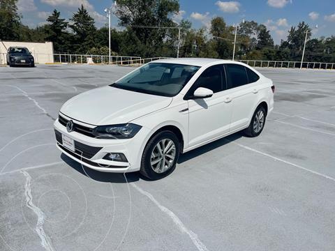 Volkswagen Virtus 1.6L usado (2020) color Blanco precio $290,000