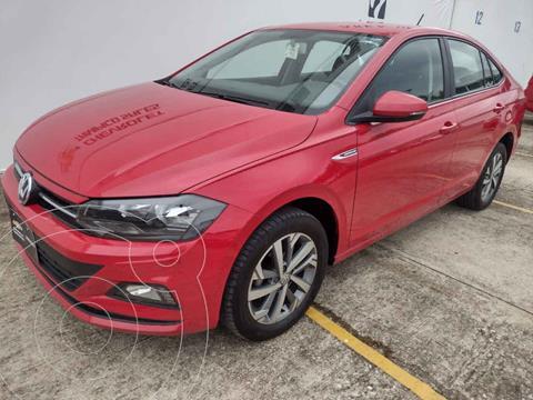 Volkswagen Virtus 1.6L Aut usado (2020) color Rojo precio $255,000