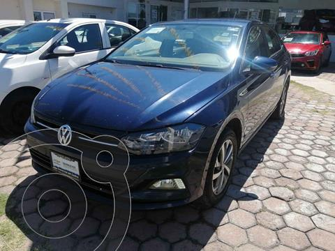 Volkswagen Virtus 1.6L Aut usado (2020) color Azul precio $279,000