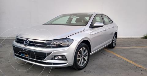 Volkswagen Virtus 1.6L usado (2020) color Plata Dorado precio $234,900