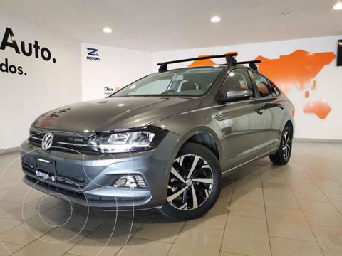 Volkswagen Virtus 1.6L Tiptronic usado (2021) color Gris precio $315,000