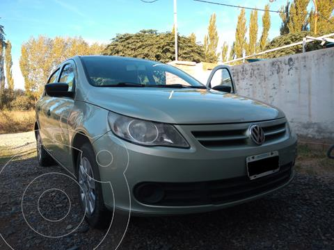 Volkswagen Voyage 1.6 Comfortline usado (2009) color Verde Agua precio $610.000