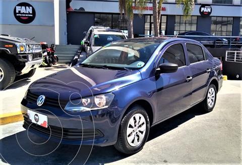 Volkswagen Voyage 1.6 usado (2016) color Azul precio $890.000