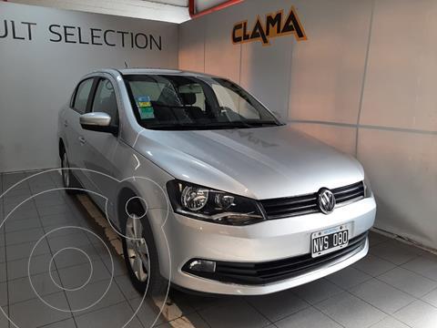 Volkswagen Voyage 1.6 Highline usado (2014) color Gris precio $1.290.000