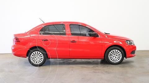Volkswagen Voyage 1.6 Comfortline Plus I-Motion usado (2015) color Rojo Flash precio $1.050.000