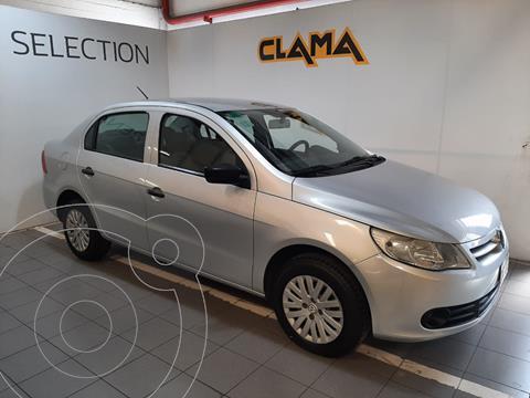 Volkswagen Voyage 1.6 Comfortline usado (2010) color Plata Ligth precio $740.000