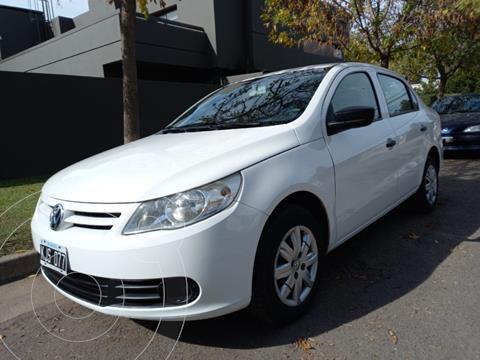 Volkswagen Voyage 1.6 Comfortline usado (2011) color Blanco precio $725.000