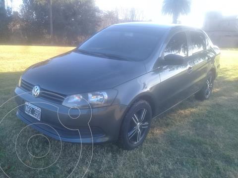 Volkswagen Voyage 1.6 Comfortline usado (2014) color Gris precio $1.000.000