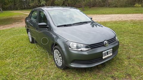 Volkswagen Voyage 1.6 Comfortline Plus I-Motion usado (2015) color Gris precio $1.090.000