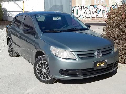 Volkswagen Voyage 1.6 Comfortline usado (2010) color Gris Oscuro precio $530.000