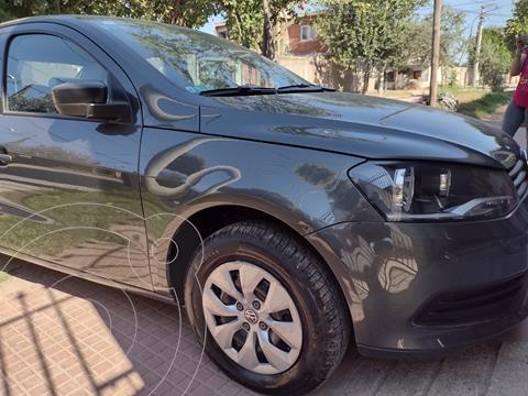 Volkswagen Voyage 1.6 Comfortline usado (2015) color Gris Cuarzo precio $850.000