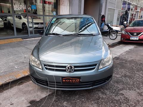Volkswagen Voyage 1.6 Confortline (101cv) (L13) usado (2009) color Verde precio $729.900