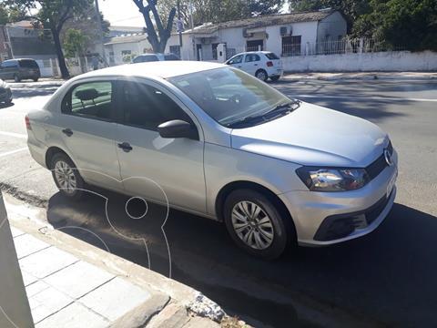 Volkswagen Voyage 1.6 Trendline usado (2019) color Plata precio $1.380.000