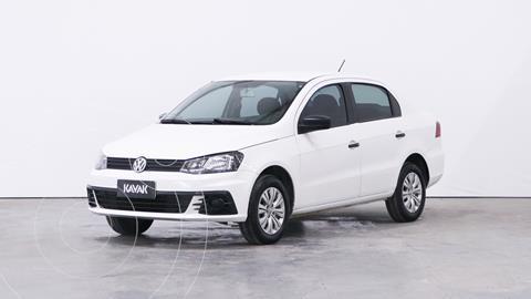 Volkswagen Voyage 1.6 Trendline usado (2017) color Blanco Cristal precio $1.490.000