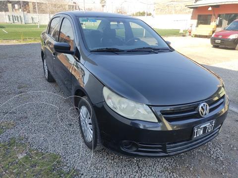 Volkswagen Voyage 1.6 Advance usado (2009) color Negro precio $720.000
