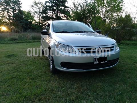 Volkswagen Voyage 1.6 Comfortline usado (2012) color Gris precio $550.000