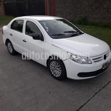 Volkswagen Voyage 1.6 Comfortline usado (2010) color Blanco Cristal precio $470.000