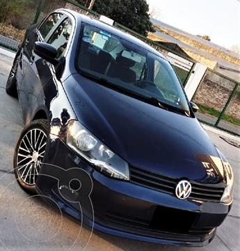 Volkswagen Voyage 1.6 Comfortline usado (2015) color Negro precio $1.150.000