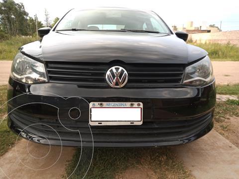 Volkswagen Voyage 1.6 Comfortline usado (2014) color Negro precio $750.000