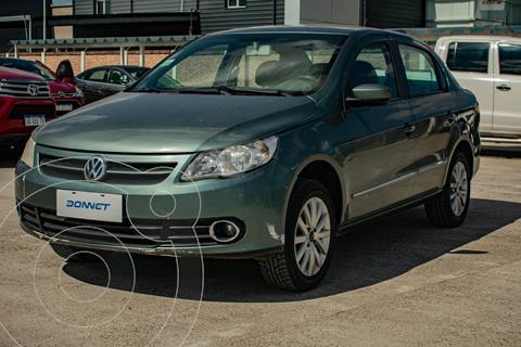 Volkswagen Voyage 1.6 Comfortline usado (2010) color Verde precio $670.000
