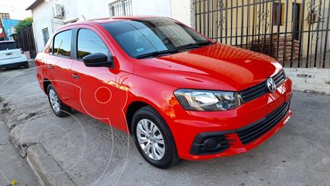 Volkswagen Voyage 1.6 Highline usado (2018) color Rojo Flash precio $1.790.000