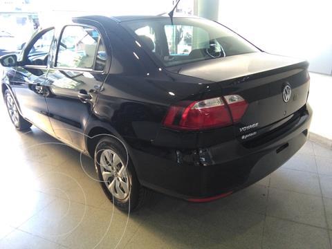 Volkswagen Voyage 1.6 Confortline (PM) usado (2015) color Negro precio $860.000