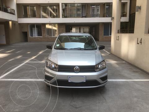 Volkswagen Voyage 1.6L Trendline  usado (2020) color Plata precio $8.200.000