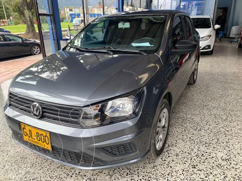 Volkswagen Voyage Trendline  usado (2020) color Gris precio $40.500.000