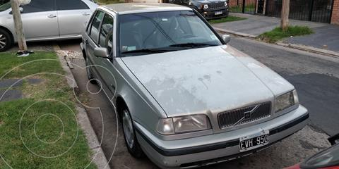 Volvo 460 5P usado (1995) color Gris precio $250.000