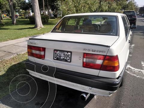Volvo 850 GLE/96 GLE usado (1991) color Blanco precio u$s2,100