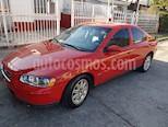 Foto venta Auto usado Volvo S60 2.5L T (2005) color Rojo precio $90,000