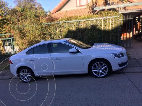 Volvo S60 2.0L D4 Limited Turbo Diesel  usado (2017) color Blanco precio $20.500.000